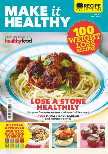 Healthy food guide magazine make it healthy no6 weight loss title cover preview healthy food guide preview forumfinder Gallery