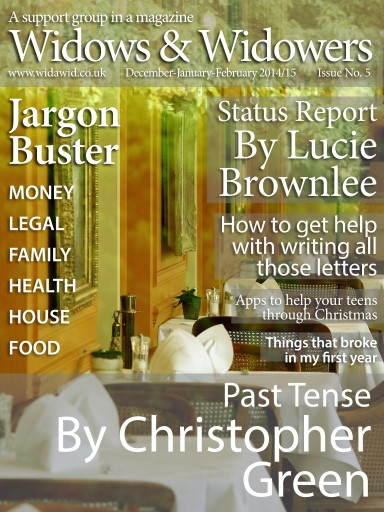 Widows And Widowers Digital Issue