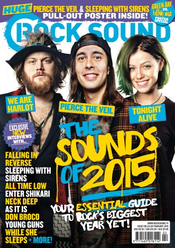 Rock Sound Magazine Preview