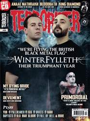 Terrorizer 255 issue Terrorizer 255