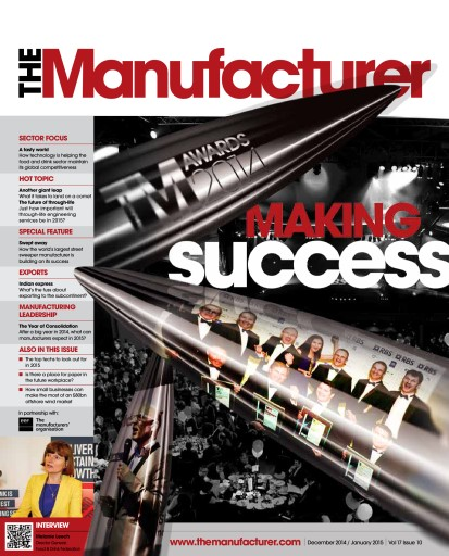 The Manufacturer Digital Issue