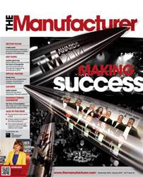 The Manufacturer December/January 2014 issue The Manufacturer December/January 2014