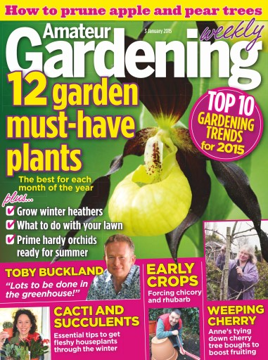 Amateur Gardening Digital Issue
