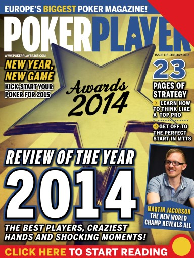 PokerPlayer Digital Issue