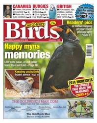 No.5835 Happy myna memories issue No.5835 Happy myna memories