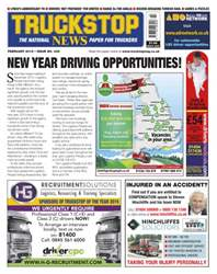 No.335 New year driving opportunities  issue No.335 New year driving opportunities