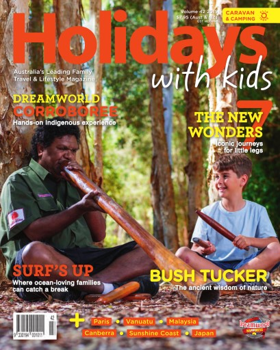 Holidays With Kids Preview