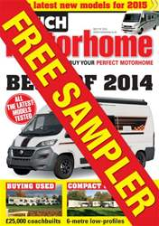 FREE Best of 2014 Which Motorhome issue FREE Best of 2014 Which Motorhome