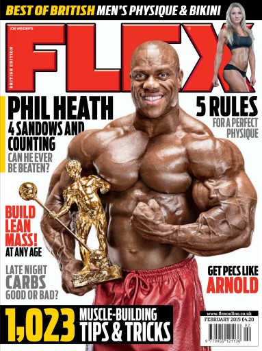 Flex Magazine Preview