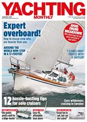 Yachting Monthly Magazine Cover