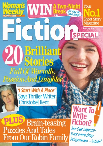 Womans Weekly Fiction Special Preview