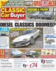 No.259 Diesel classics doomed? issue No.259 Diesel classics doomed?