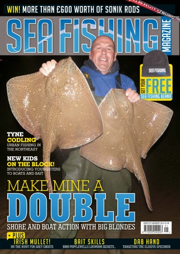Sea Fishing Magazine Preview
