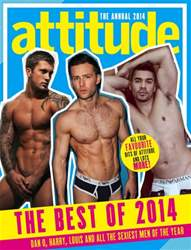 Attitude - The best of 2014 issue Attitude - The best of 2014