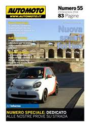Automoto.it Magazine Magazine Cover