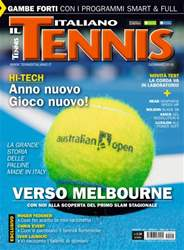 Il Tennis Italiano 1 2015 issue Il Tennis Italiano 1 2015