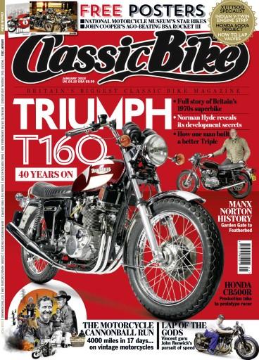 Classic Bike Preview