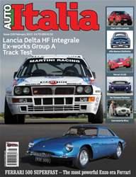 Auto Italia Issue 228 issue Auto Italia Issue 228