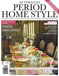 Australian Period Home Style Issue #9 issue Australian Period Home Style Issue #9