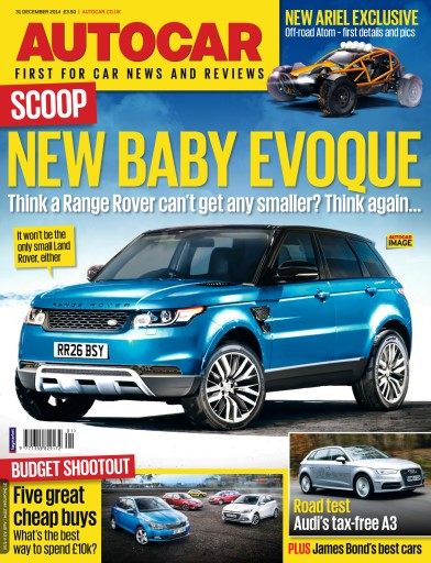 Autocar Digital Issue