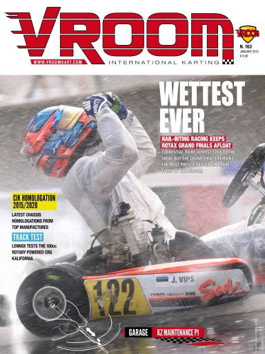 Vroom International Preview