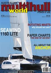 Multihull Magazine # 130 issue Multihull Magazine # 130
