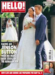 Hello! Magazine Magazine Cover