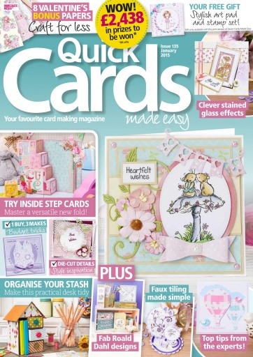 Quick Cards Made Easy Digital Issue