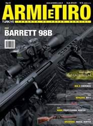 Armi e Tiro Ocak 2015 issue Armi e Tiro Ocak 2015