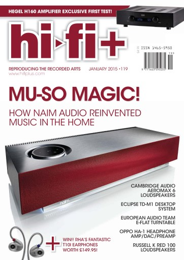 Hi-Fi+ Digital Issue