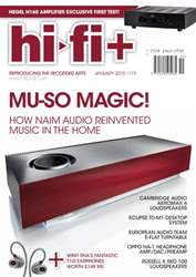 Hi-Fi+ Issue 119 issue Hi-Fi+ Issue 119
