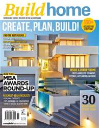 Build Home January Issue #21.3 issue Build Home January Issue #21.3