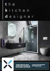Designer Kitchen & Bathroom Magazine Cover