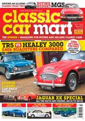 Vol.21 No.3 TR5 vs Healey 3000 issue Vol.21 No.3 TR5 vs Healey 3000