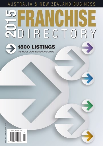 Business Franchise Directory Digital Issue