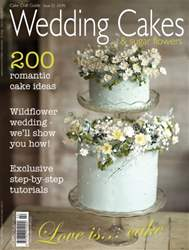22 - Wedding Cakes & Sugar Flowers issue 22 - Wedding Cakes & Sugar Flowers