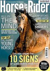 Horse&Rider - March 2015 issue Horse&Rider - March 2015