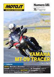 Moto.it Magazine n. 181 issue Moto.it Magazine n. 181