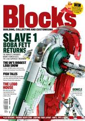 Blocks Magazine Magazine Cover
