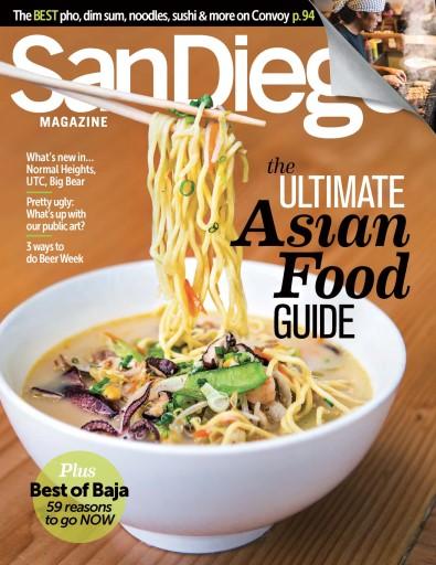 San Diego Magazine Preview