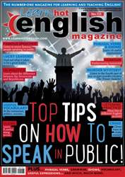 Learn Hot English 153 February  issue Learn Hot English 153 February