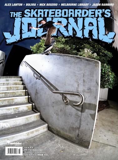 Skateboarder's Journal Australia Preview