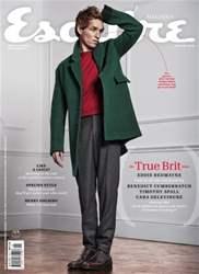 Esquire Malaysia Magazine Cover