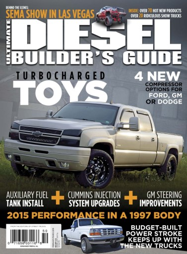 Ultimate Diesel Builders Guide Preview