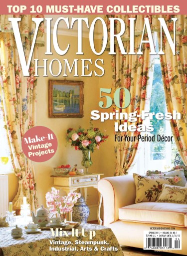 Victorian Homes Preview