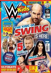WWE Kids Magazine Cover
