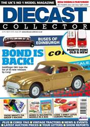 Diecast Collector March 2015 issue Diecast Collector March 2015