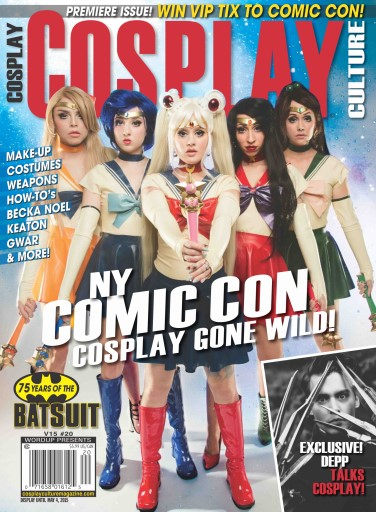 Cosplay Culture Preview