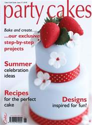 Issue 12 - Party Cakes issue Issue 12 - Party Cakes