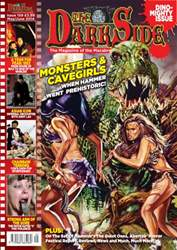 Issue 159: Monsters & Cavegirls issue Issue 159: Monsters & Cavegirls